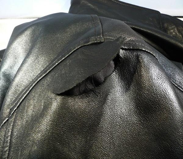 革衣料修理